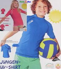 UV-Schutzshirt 50 Badeshirt UV-Schutz-Shirt Sonnenschutzshirt Schwimmshirt NEU