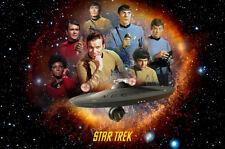 Posters USA - Star Trek Original TV Show Series Poster Glossy Finish - TVS480