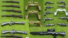 Playmobil armas rifles revolver revolvergürtel colts Western ACW (w6)
