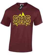 Sunnydale HIGH SCHOOL Uomo T Shirt Tee Vampire Buffy Slayer Willow Xander