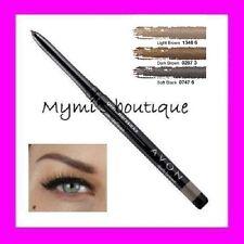 Crayon ligneur rétractable pour SOURCILS Avon - pour sourcils blonds bruns noirs