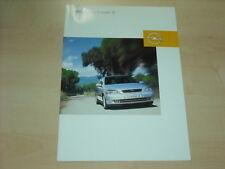 36331) Opel Astra II Classic Polen Prospekt 2003
