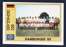 PANINI EURO 77 #041-WEST GERMANY-HAMBURGER SV