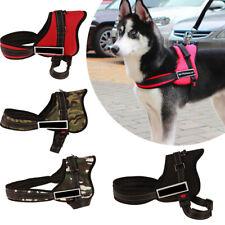 Non Pull Dog Harness Adjustable Soft Padded Vest Small Medium Large Extra Big