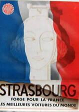 L'UNION MATHIS FORD  MATFORD  STASBOURG CATALOGUE DE PAUL IRIBE
