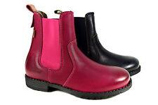 Bisgaard Botines Chelsea Niños Zapatos De Cuero / Zapatos Tex gr.29-40 61004.215