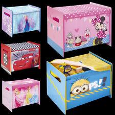 Spielzeugkiste Spielzeugtruhe Spielzeugbox Aufbewahrungsbox Disney Kinder Truhe