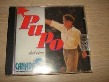 CD PUPO DAL VIVO CANADA'S WONDERLAND 1994 FUORI CATALOGO