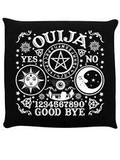 Cushion Ouija Board Black 40x40cm