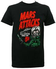 Authentic MARS ATTACKS Space Aventure Bubble Gum Slim Fit T-Shirt S-XXL NEW