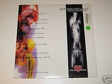 "JONATHANN CAST human synthetizer EP 12"" RECORD"