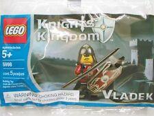 LEGO 5998 - Knights Kingdom - VLADEK - Promo Poly Bag - RARE