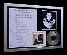 Marc Almond diventata blocco del mio cuore di qualità CD incorniciato Display-Veloce Spedizione globali!!!