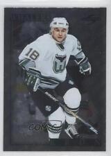 1995 Score Artist's Proof Black Ice 154 Robert Kron Hartford Whalers Hockey Card