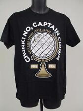 New Chunk! No Captain Chunk! Mens Sizes XS-S-M-L-XL-2XL-3XL Band Concert Shirt