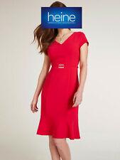 Etuikleid mit Shape-Unterkleid von heine TIMELESS Rot. NEU!!! KP 89,99 € SALE%%%