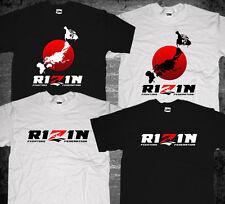 New Sakuraba Fedor Takada Rizin Fighting Federation Japan Pride MMA T-shirt