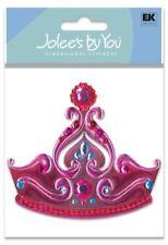 Jolee's Princess Crown TIARA 3d Scrapbook Stickers