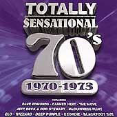 """Totally Sensational 70's 1970-1973""-ELO-Deep Purple-Geordie-The Move-CCS-NEW CD"