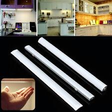30/50cm U-Style Aluminium Bar Channel Holder For LED Strip Light Cabinet Lamp