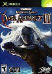 Baldur's Gate: Dark Alliance II (Microsoft Xbox, 2004)