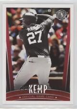 2017 Honus Bonus Fantasy Baseball Game #378 Matt Kemp Atlanta Braves Card
