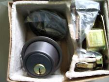 Schlage Everest Deadbolt B560P 613 Oil Rubbed Bronze - Single Cylinder- C123