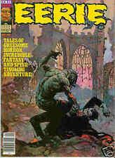 Eerie # 124 (Luis Bermejo) (Warren Mag, USA, 1981)
