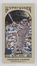 2011 Topps Gypsy Queen Mini #110 Todd Helton Colorado Rockies Baseball Card