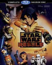 Star Wars Rebels: Complete Season 1 Blu-ray 2-Disc Set 2015 Season One NEW