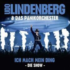 UDO LINDENBERG/DAS PANIK-ORCHESTER - ICH MACH MEIN DING: DIE SHOW NEW CD