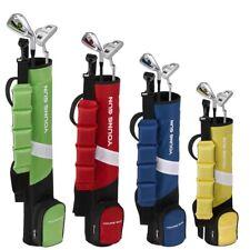 Young Gun ZAAP BIRDIE Junior Kids Right Hand Graphite/Steel Golf Clubs Set + BAG