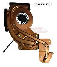 Für IBM Lenovo Thinkpad Lüfter Fan T60 T60P 41V9932 26R9434 Heatsink Kühlkörper