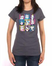Tokidoki Dk Gray Moofia Pop Tee Shirt Junior-4936