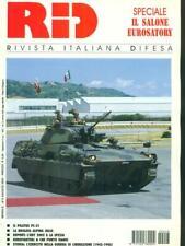 RID RIVISTA ITALIANA DIFESA - N8 / AGOSTO 2002  AA.VV. GIORNALISTICA RIVIERA