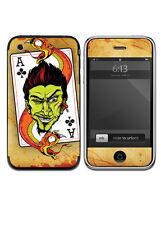 Apple iPhone 3G / 3Gs Skin Sticker - Design Aufkleber Schutzfolie