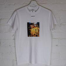 Actual Fact Travis Scott Butterfly Effect Hip Hop Rap White Tee T-shirt
