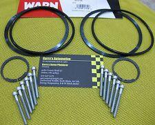 WARN 11714 4WD Locking Hub Renew Repair Service Gasket Kit Jeep IH 11690 38826