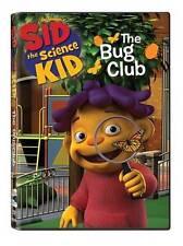 Sid The Science Kid: Bug Club (DVD, 2009)