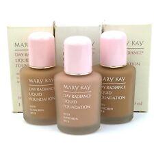MARY KAY DAY RADIANCE LIQUID FOUNDATION~SPF 8 EXPIRED~YOU CHOOSE SHADE!