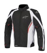 Alpinestars Megaton waterproof drystar black / Red  motorcycle/motorbike jacket
