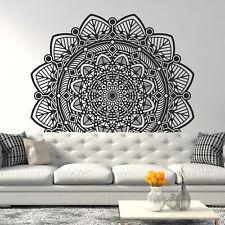 Taj Mandala wall decal medallion home decor removable art ceiling sticker K766