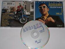 Adriano CELENTANO CD vol 2 (le origini) MADE IN ITALY