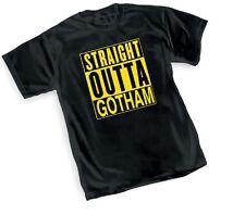 DC BATMAN CHALK SYMBOL Logo - Adult T-Shirt - S-2XL