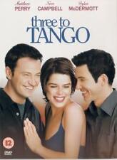 Three To Tango ( ROM COM ) DVD VG CONDITION - UK RELEASE - FREE UK P&P