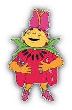 Fifi And The Flowertots Cartoon Aunt Tulip Sticker Bumper Decal - ''SIZES''