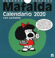 Mafalda. Calendario delle cartoline 2020 - Quino