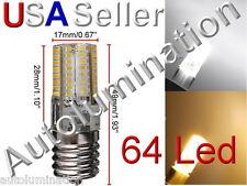 E17 LED Appliance Microwave Light Bulb Lamp 120vac 25T8N 423878 Bosch 80 64led