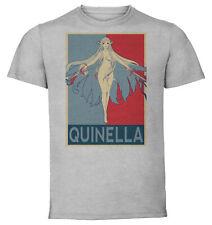 T-Shirt Unisex - Maglietta Grigia - Propaganda - Sword Art Online Quinella