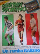 Guerin Sportivo 41 1983 Speciale Verona 1903-1983